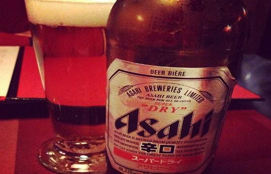 Asahí, Japón. Cervezas típicas de cada país que debes probar en tus viajes.