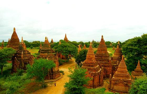 Lugares del Sudeste Asiático, Lugares del Sudeste Asiático, Bagan