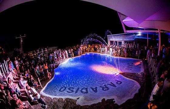 Cavo Paradiso, Grecia. Las mejores discotecas del mundo.