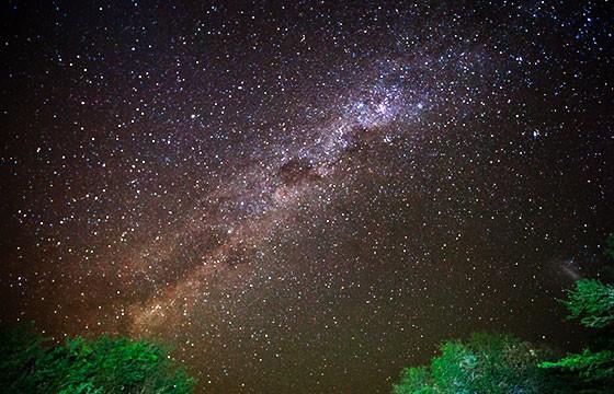Desierto de Atacama, Chile. Los mejores lugares del mundo para ver las estrellas.