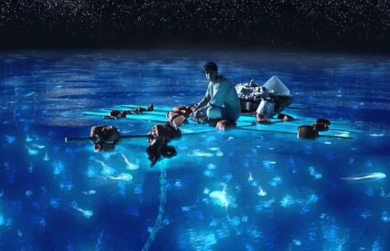 El mar de estrellas en la isla Vaadhoo, Maldivas. 12 destinos que no cumplen las expectativas.