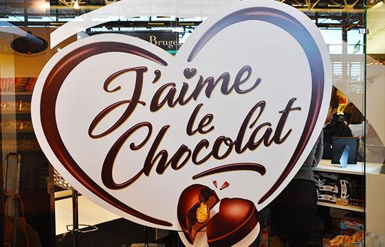 El salón del chocolate, París, Francia. Destinos para los amantes del chocolate en el mundo.