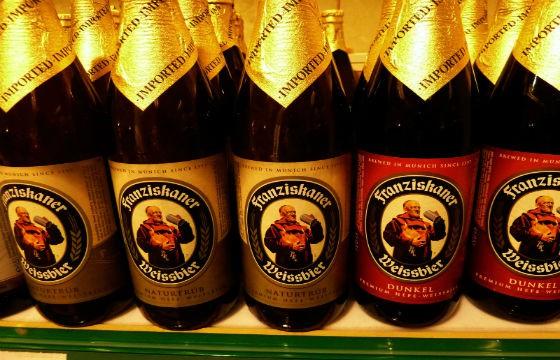 Franziskaner, Alemania. Cervezas típicas de cada país que debes probar en tus viajes.