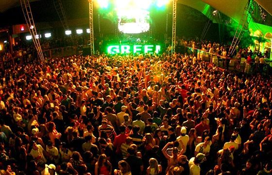 Green Valley, Brasil. Las mejores discotecas del mundo.