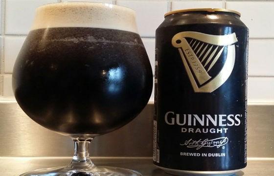 Guinness, Irlanda. Cervezas típicas de cada pa