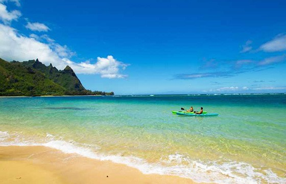 Kauai, Hawaii. Lugares a donde escaparte sin tus hijos.