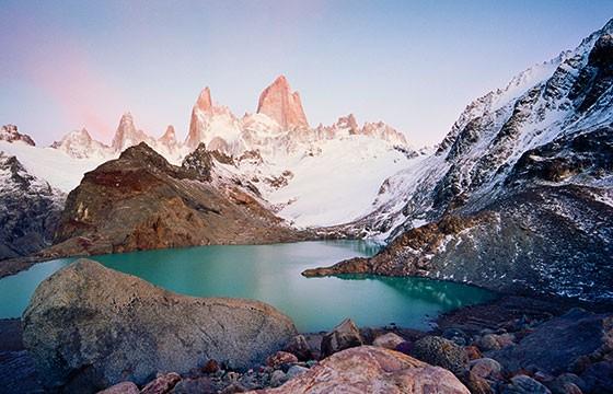 La Patagonia. Lugares más extremos del mundo.