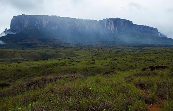 Monte Roraima, Venezuela. Lugares más extremos del mundo.