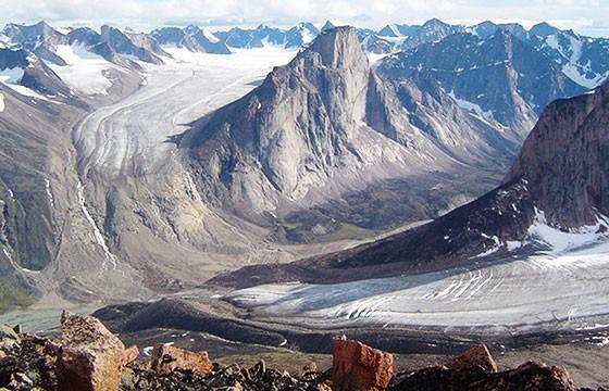 Monte Thor, Canadá. Lugares más extremos del mundo.