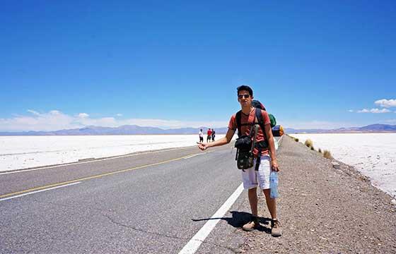 Movilización. Diferencias entre un viajero y un turista.