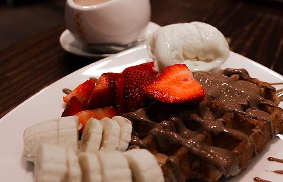 Nueva York. Destinos para los amantes del chocolate en el mundo.