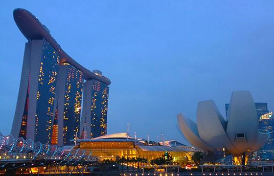 Lugares del Sudeste Asiático, Singapur