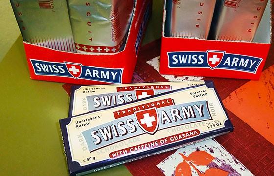 Suiza. Destinos para los amantes del chocolate en el mundo.