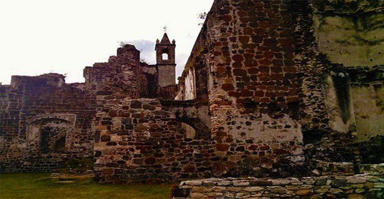 Ex-convento de Tecali en Puebla