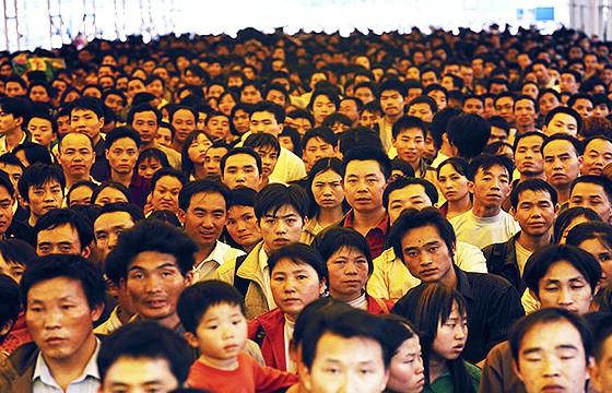 Todos los chinos se ven iguales. Prejuicios de países del mundo.