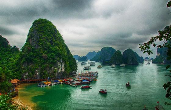 Lugares del Sudeste Asiático,Vietnam