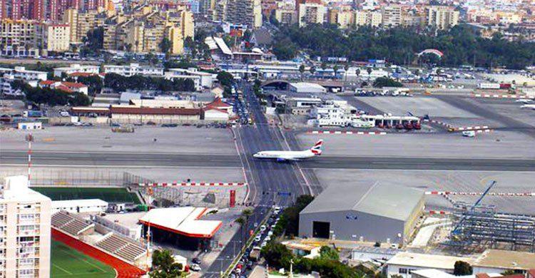 carretera aeropuerto