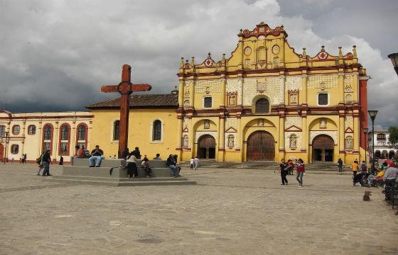 Vista de la ciudad de San Cristóbal
