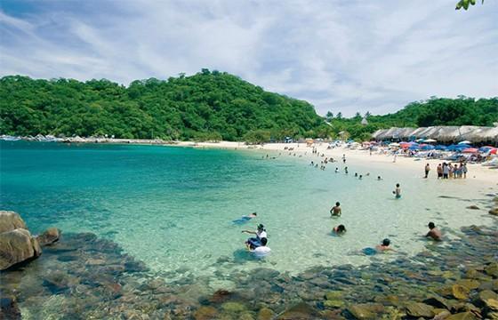 Bahía Santa Cruz.