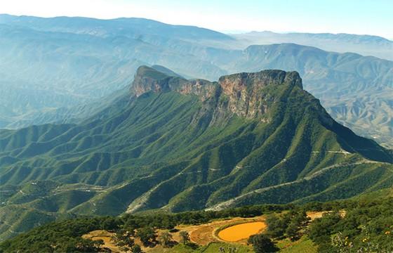 Cerro de Media Luna.