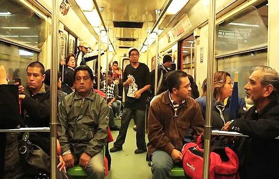 Metro del Distrito Federal