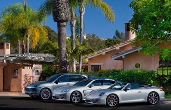 Elegir Porsche.