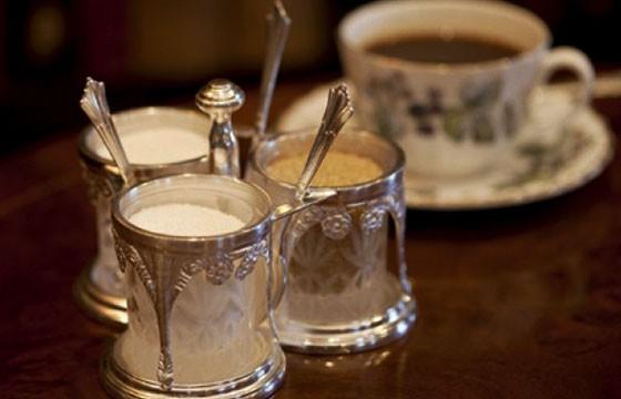 Hora del té.
