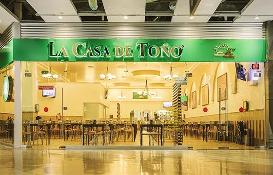 Restaurante La Casa de Toño