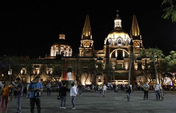 Celebrar la independencia en Guadalajara