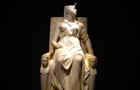 Estatua de Cleopatra