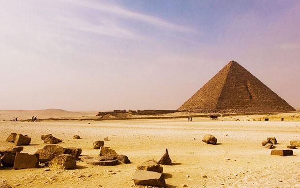 Pirámide de Micerinos