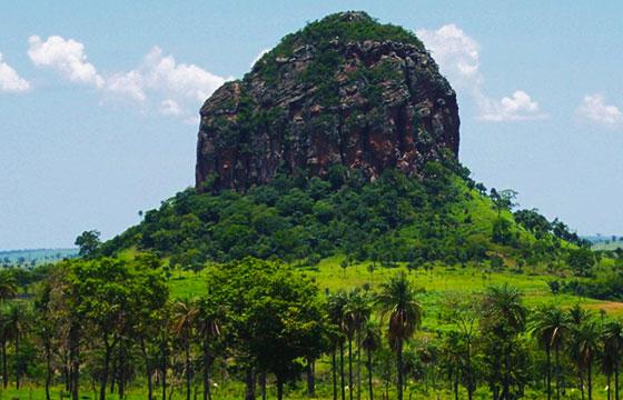 Parque Nacional Cerro Cora