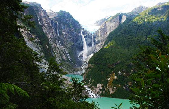 Glaciar Queulat