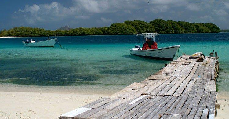 Playa Los Roques, Venezuela