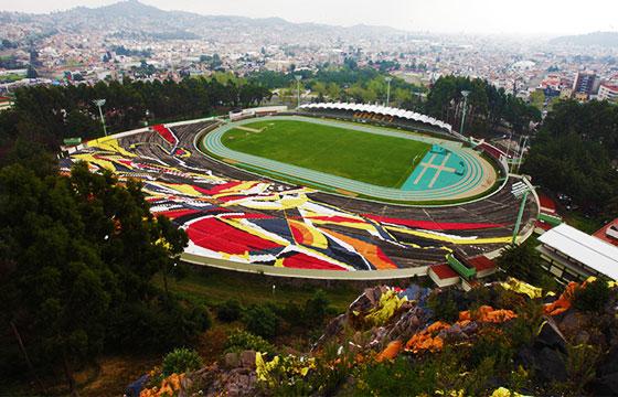 Estadio alberto chivo