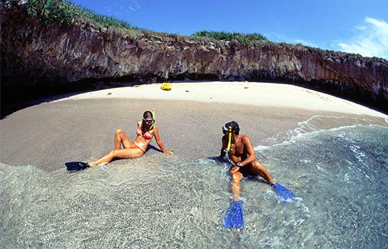 Islas Marietas snorkel