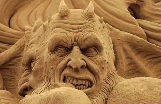 Demonio de arena