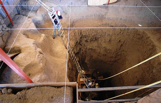 tuneles-teotihuacan