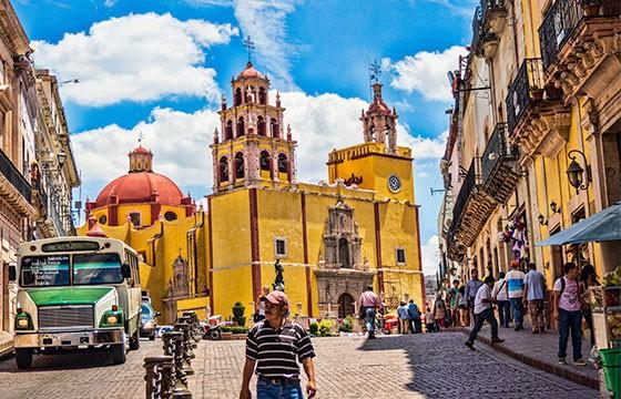 calles de guanajuato, destinos para chavo ruco