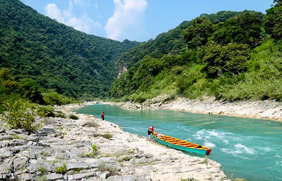 Río Tampaón-Fotografía de Roberto González-Flicker