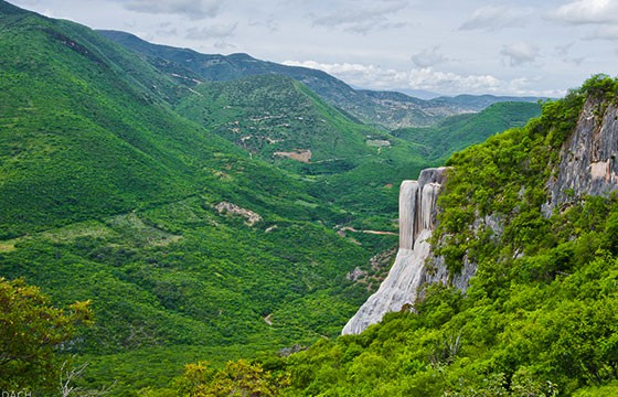 Hierve el Agua - Oaxaca-16-Editada-Christopher William Adach-http://bit.ly/1KHlZqd-Flickr