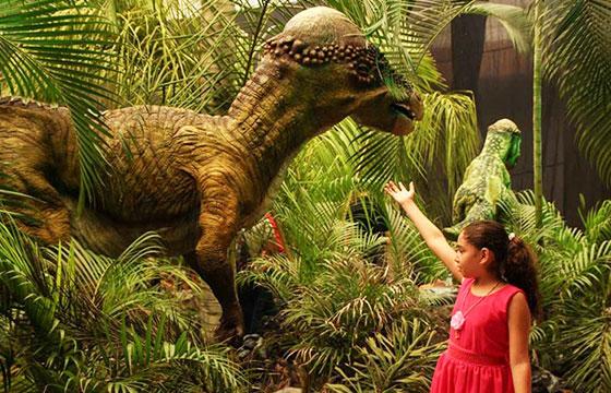 """""""Dinosauria Animatronix"""""""
