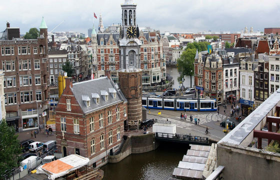 ciudad Amsterdam