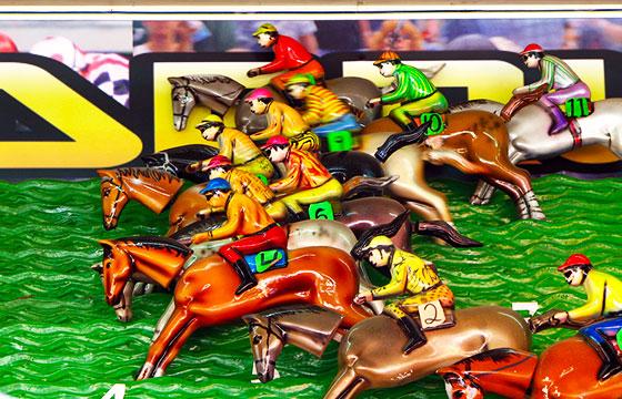 Carreras de caballos-Carolina L. Llano-Flickr