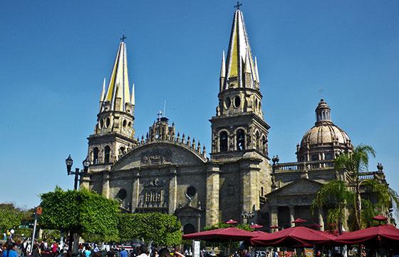 Catedral de Guadalajara-Bryce Edwards-Flickr