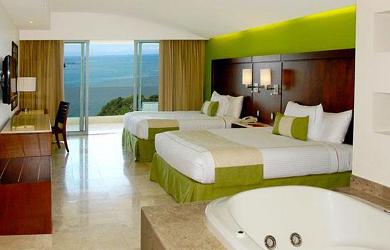 Habitaci´n del Azul Ixtapa Grand All Suites