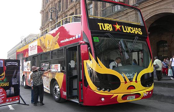 Turibus en Ciudad de México