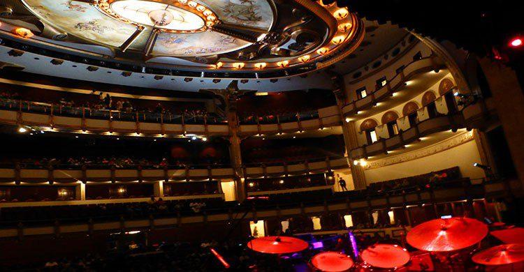 Teatro de la Ciudad de México