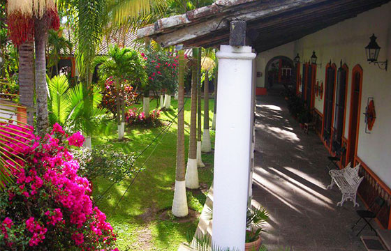 Hacienda Zimpizahua