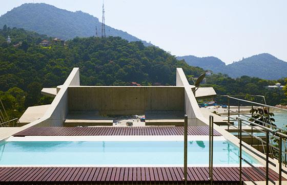 5 impresionantes piscinas en la azotea que debes visitar for Visitar la alberca y alrededores